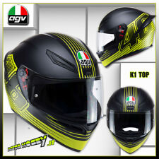 CASCO INTEGRALE AGV K1 TOP EDGE REPLICA VALENTINO ROSSI TAGLIA ML (58)