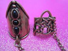 Two Finger Celtic Rings
