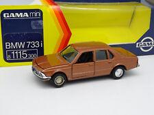Gama 1/43 - BMW 733 I E23 B