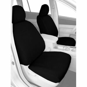 CalTrend SportsTex Front Custom Seat Cover for Honda 2009-2014 Fit - HD159