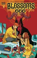 Blossoms 666 #4 Cover C  2019 BUNN Archie HORROR 1ST PRINT