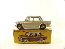 Dinky Toys F 531 Fiat 1200 Grande Vue jamais joué en boîte 1/43