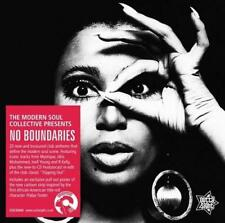 NO BOUNDARIES The Modern Soul Collective Presents NEW & SEALED CD (OUTTA SIGHT)