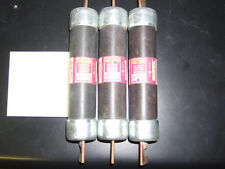 Lot of 3 Fusetron FRF-R-70 Time Delay Fuses