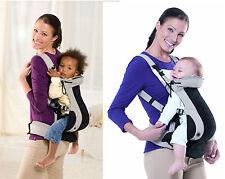 Carry Star - Amazonas Babytragerucksack Babytragetuch f. Bauch u. Rücken 5039400