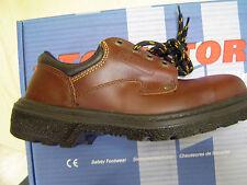 Genuine Totectors Pioneer Brown Gibson Safety Shoe size 4uk 37 Eur