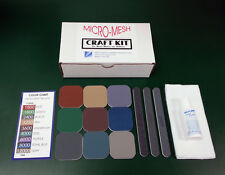 Micro-Mesh Craft Kit (For Model Makers and Hobbiests)