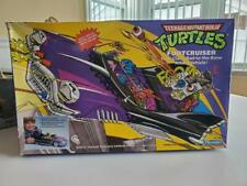 Teenage Mutant Ninja Turtles TMNT Footcruiser Bad Bone Attack Vehicle Box
