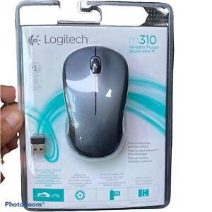 Logitech M310 (910001675) Wireless Mouse - Silver