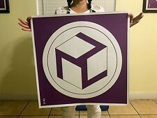 "2 Antahkarana Symbols (reiki) 24"" x 24"" Posters  (female & male)"