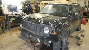 JEEP RENEGADE Transfer Case (single speed), AT (2.4L) 15 16; 18B0196