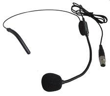 KARMA DMC 7822H - Microfono ad archetto a condensatore
