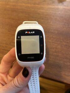 Polar M430 Wrist-based Heart Rate GPS Running Watch White