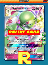 Gardevoir GX - Regular Art - for Pokemon TCG Online (DIGITAL ptcgo in Game Card)