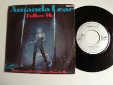 """AMANDA LEAR Follow me / Mother, look what they've done to me 7"""" ARABELLA 911163"""
