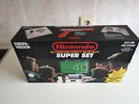 Nintendo Nes Konsole Super Set 3x1 OVP VGA ready