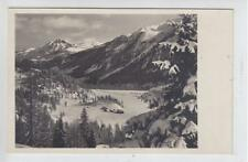 AK St. Johann im Pongau, Skiheim Gnadenalm, 1927 Foto-AK