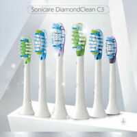 For Philips Sonicare C3 W3 G3 Premium Plaque Control Sonic Toothbrush Heads
