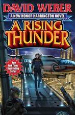 Honor Harrington Ser.: A Rising Thunder by David Weber (2012, Hardcover)