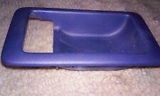 88 89 90 91 HONDA CIVIC 4dr F+R Right  BLUE DOOR PULL COVER DOOR HANDLE