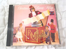 CHRISTMAS WITH RONNIE MILSAP CD PROMO COUNTRY RCA BLUE RING MADE IN JAPAN 1986
