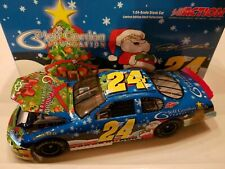 JEFF GORDON 2005 HOLIDAY CHRISTMAS FOUNDATION 1/24 ACTION RCCA DIECAST CAR 1/408