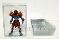 MOTU BLISTER CASE LOT OF 5 Action Figure Display Protective Clamshell XX-LARGE
