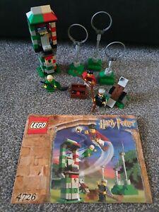 Lego Harry Potter Quidditch Practice (set 4726) 100% complete