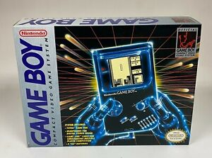 NINTENDO Game Boy DMG-01 Complete CIB MINT GameBoy