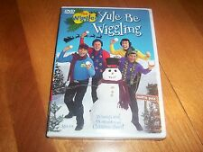 THE WIGGLES YULE BE WIGGLING Kid's Music TV Series Christmas Special DVD NEW