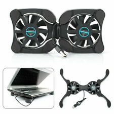 Laptop Cooling Fan Pad Cooler USB Mat Foldable For Coolpad Computer Q1Z8