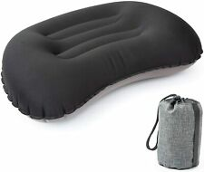Ultralight Backpacking Pillow Camping Self Inflatable Hiking Blow Up Camp Sleep