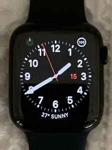 Apple Watch Series 5 Watch Edition Titanium GPS + Cellular Sapphire Crystal Face