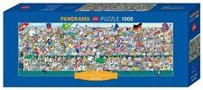 Puzzle e rompicapi multicolore sul Sport