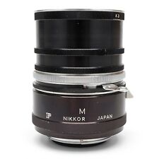 Nikon M Extension Tube Set for F Mount