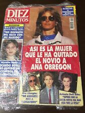 Antique magazine ten minutes... the woman who will take my boyfriend the obregon