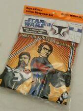 Star Wars Boys 2 Piece Set Pajamas May the Force be With You Boys Size 6