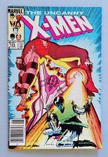 UNCANNY X-MEN #194, MARVEL COMICS, FN-VF, 1985