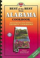 Best of the Best from Alabama Cookbook: Selected Recipes from Alabama's Favorite