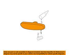 Dodge CHRYSLER OEM 01-05 Neon-Side Marker Light Lamp Right 5288522AD