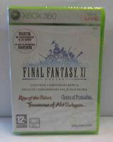 Game Consolle Gioco Microsoft XBOX 360 PAL Square Enix FINAL FANTASY XI 11 NUOVO