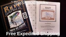 SIGNED Bait Off-Color Stories for You by Chuck Palahniuk, autographed, new