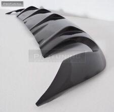 A6 4 F 08-11 PARAURTI POSTERIORE DEL RINNOVAMENTO DEL DESIGN DIFFUSORE SPOILER RS S Sline Linea Splitter Lip R