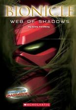 Bionicle Adventures: Web of Shadows 9 by Greg Farshtey (2005, Paperback)