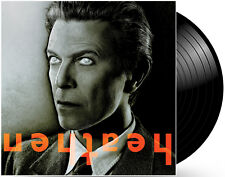 David Bowie Reissue Music LP Records