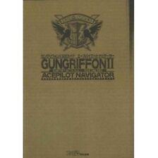 Gun Griffon 2 Official Guide Book - ace pilot navigator strategy guide book/ SS