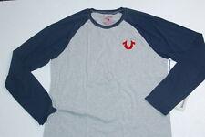 New True Religion Men Red Logo  Shirt XXL 2XL XXLARGE