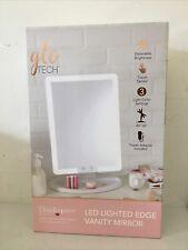 Thinkspace Beauty Glo Tech Led Lighted Edge Vanity Mirror