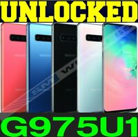 Samsung Galaxy S10+ Plus 128GB 512GB 1TB (GSM UNLOCKED) SM-G975U1 AT&T T-Mobile