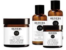 Oliveda F08 Gesichtscreme Cell Active 50ml +Augencreme 30ml+Reinigungsgel 2x30ml
